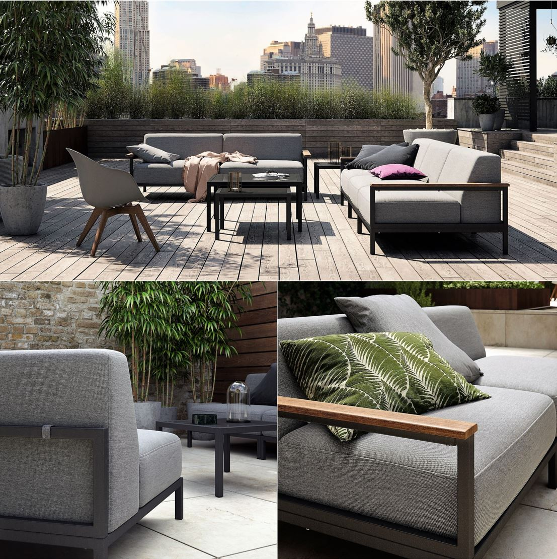 boconcept experience rome outdoor lounge 8k Insta - ROME - Outdoor Lounging
