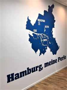 BoConcept Experience, HSV, Camus, Fußball, Design