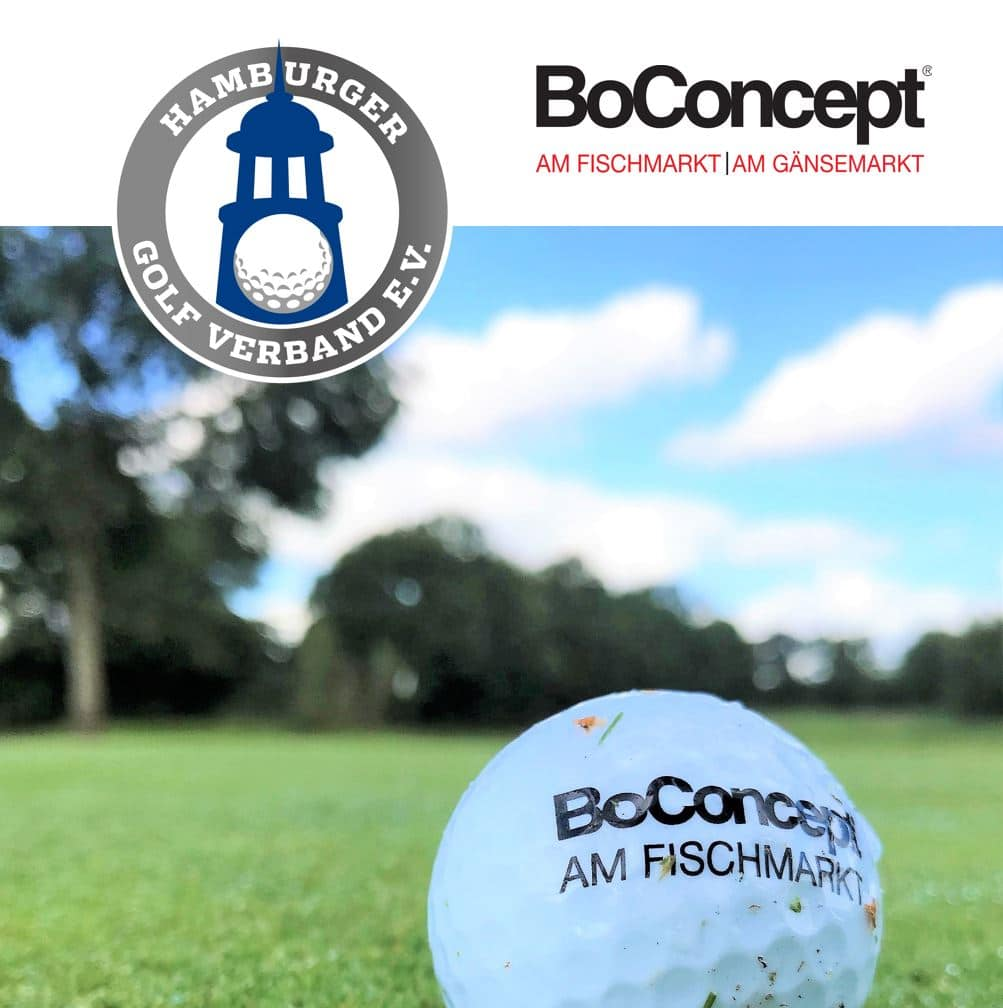 boconcept experience hamburger Golfverband Kooperation INSTA1 - Premium-Partnerschaft Hamburger Golfverband