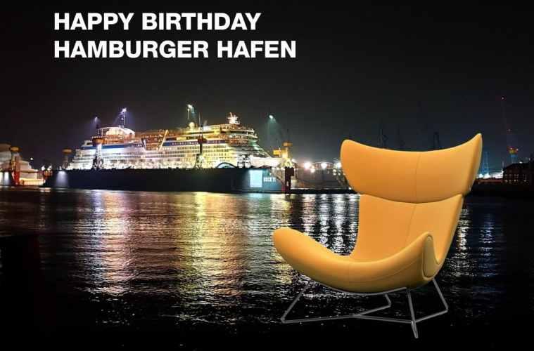 boconcept experience hafengeburtstag - Hafengeburtstag Hamburg 10. bis 12.5.2019