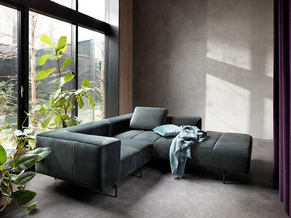 tiendas sofas madrid sur corner sofa as room divider modern contemporary furniture design boconcept new
