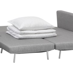 Boconcept Sleeper Sofa Review Sater Slipcover Beds Melo 2 With Reclining And Sleeping Function Grey Fabric