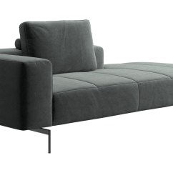 3 Sofas Amsterdam Cleaning Cotton Twill Sofa Mit Récamiere Loungemodul