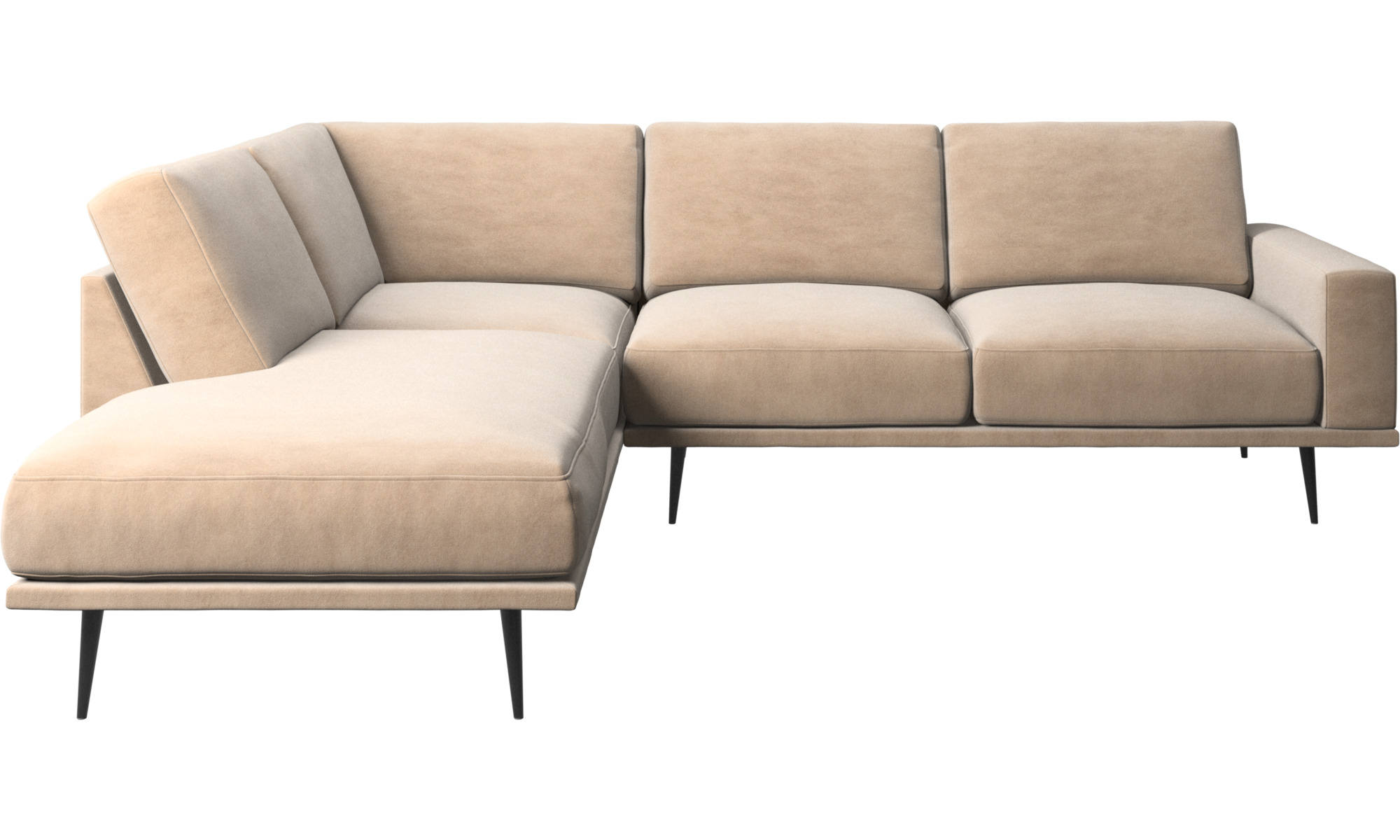 boconcept sleeper sofa review apartment size with chaise lounge fargo home co