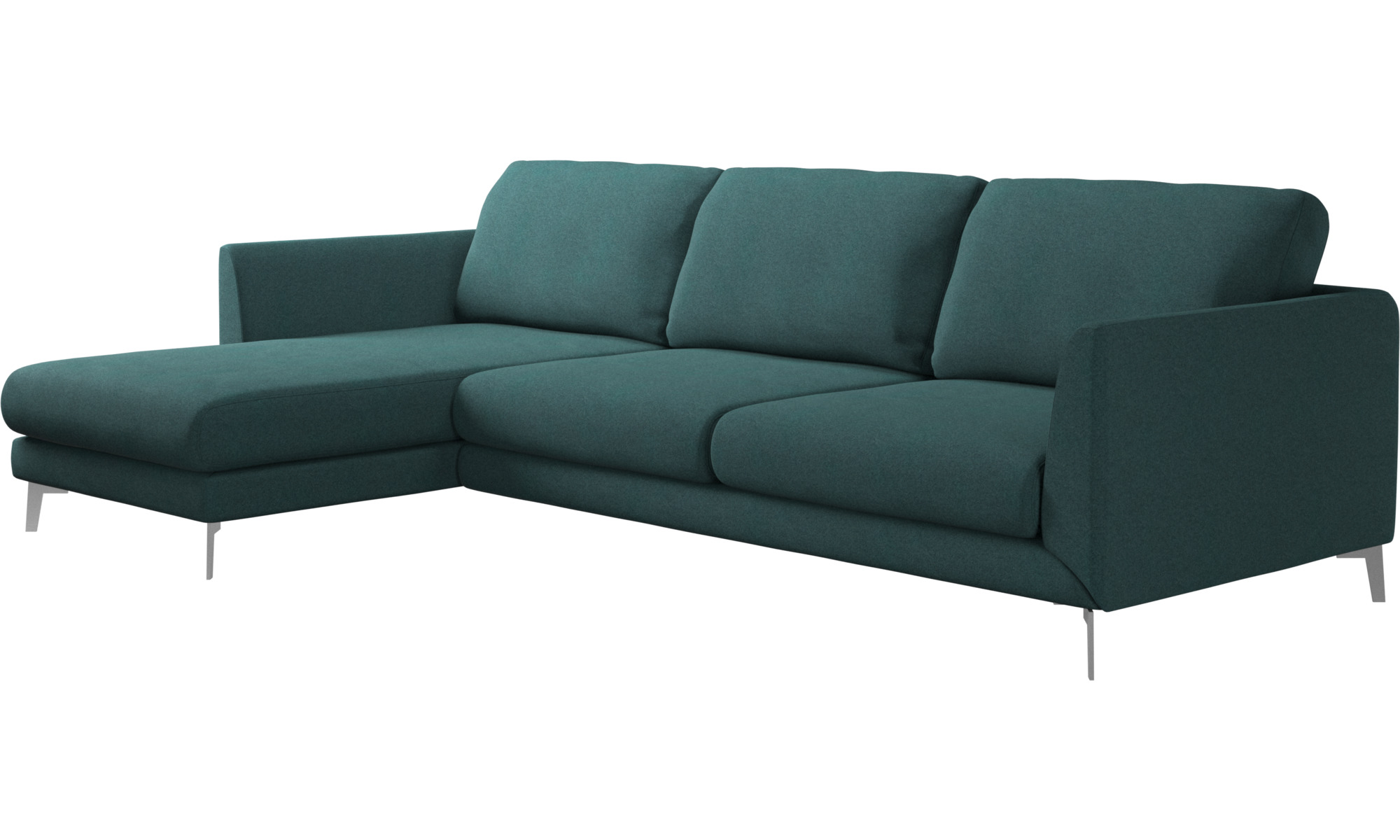 chaise longue fabric sofa tufted leather restoration hardware sofas fargo with resting unit boconcept