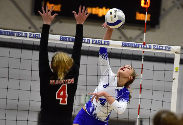 Broomfield High School's Sophie Bushmann goes ...