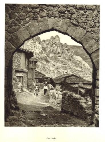 puerta de la muralla de Pancorbo