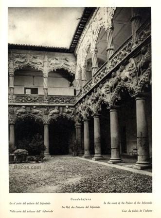 Patio del Palacio del Infantado