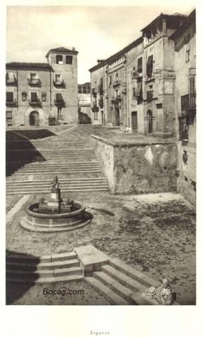 Plaza de Juan Bravo
