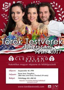 The Török Siblings Concert @ St. Emeric Church