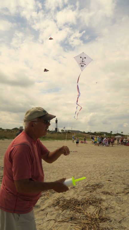 The BOC Official kite