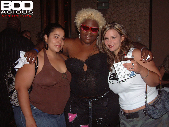 Bbw Network Bash In Las Vegas With Bodacious