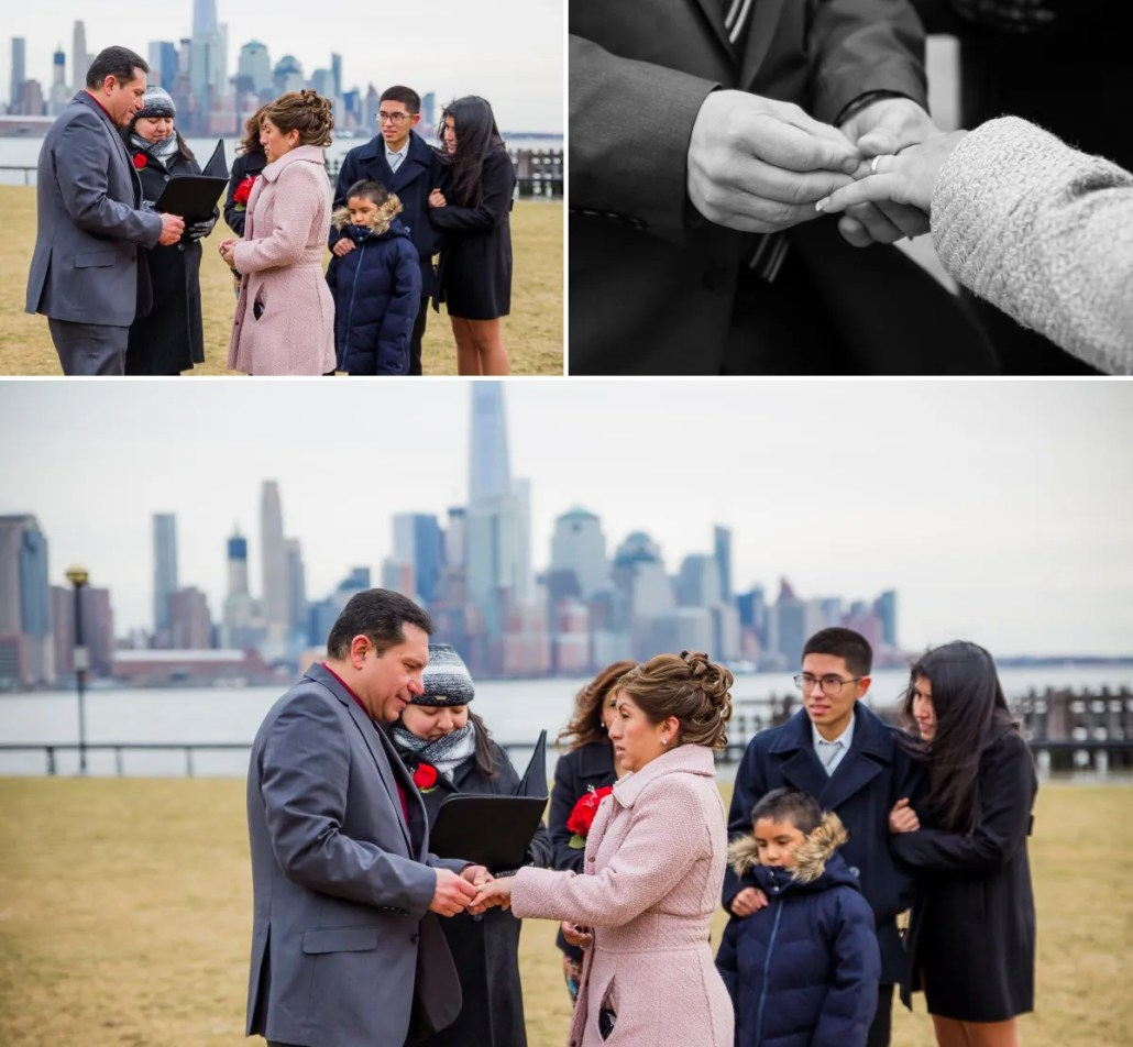 Ceremonia Civil Hoboken Piers New Jersey (9)