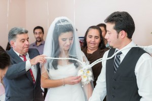 Ceremonia del Lazo New Jersey Boda