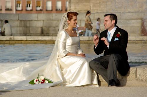 boda por la tarde