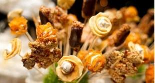 Platos Vegetarianos Para Banquetes de Boda