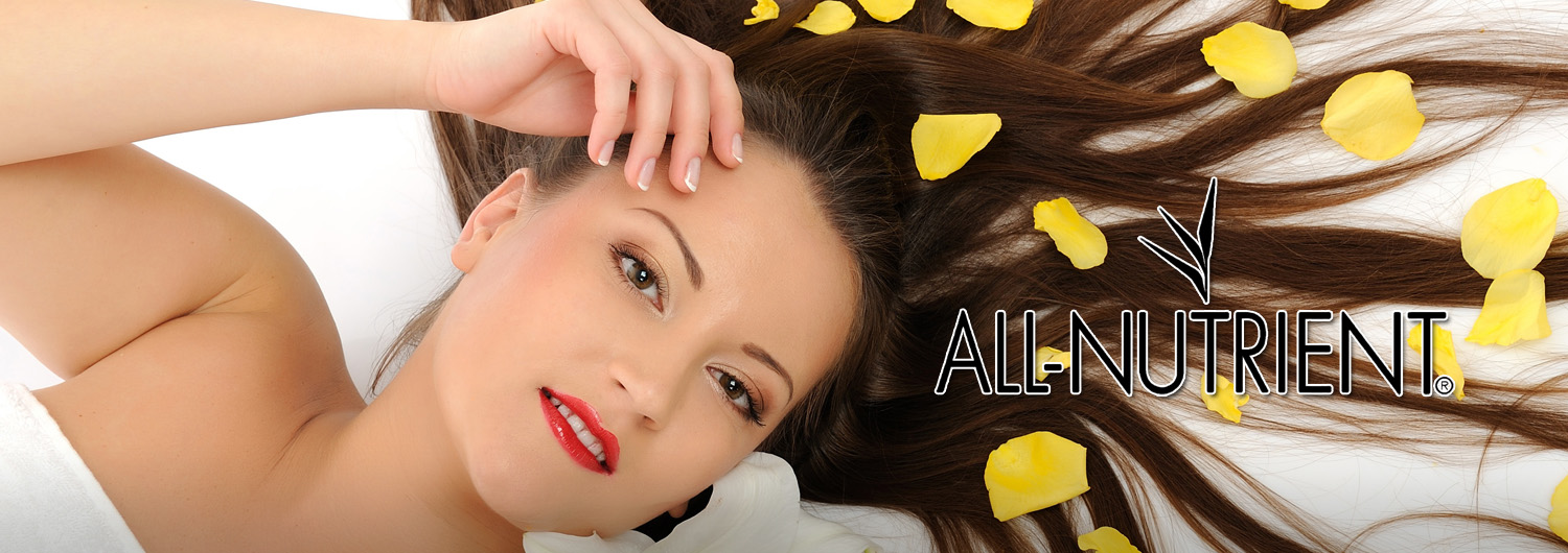 Experience All-Nutrient Shampoos & Conditioners