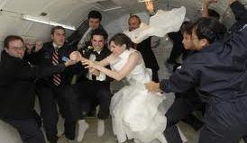 boda espacial