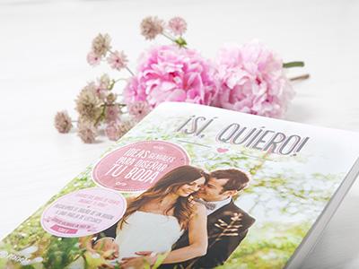 Libro Sí quiero! Ideas de Boda