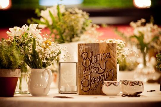 cartel mesa novios www.bodasdecuento.com