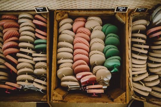 regalo chanclas detalle invitados www.bodasdecuento.com