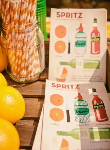 aperitivo spritz boda www.bodasdecuento.com