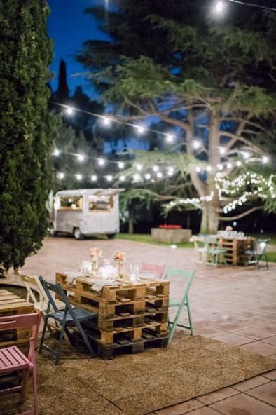 foodtruck wedding inspiration www.bodasdecuento.com