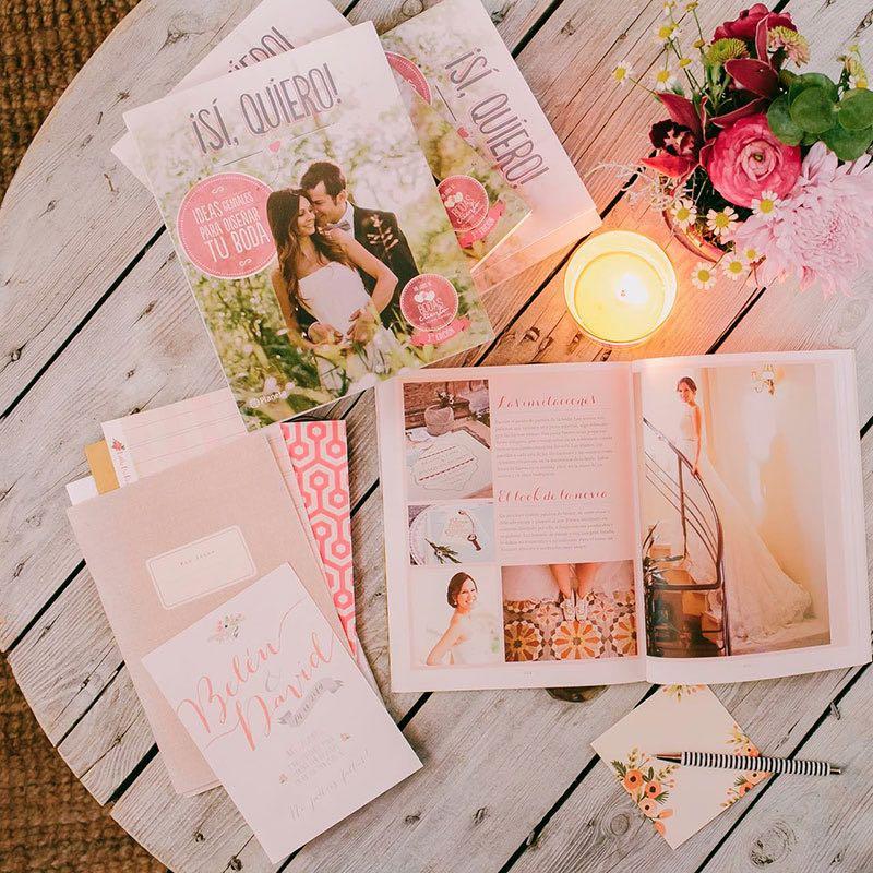 Libro para organizar tu boda www.bodasdecuento.com