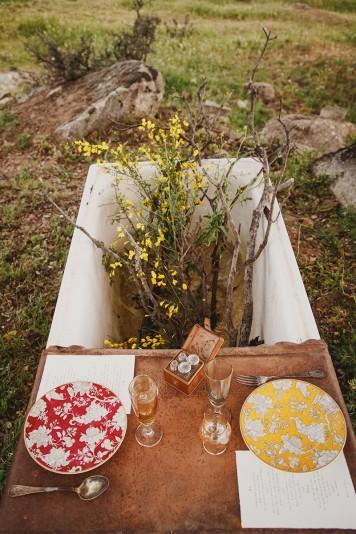 bañera-decoracion-bodas www.bodasdecuento.com