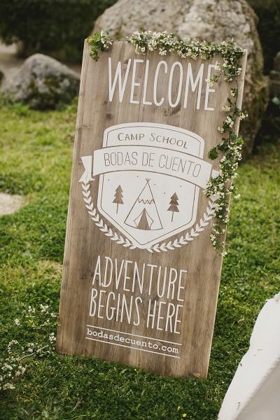 cartel-bienvenida www.bodasdecuento.com
