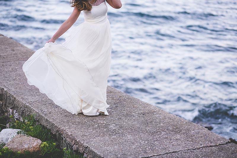 sandra vestido