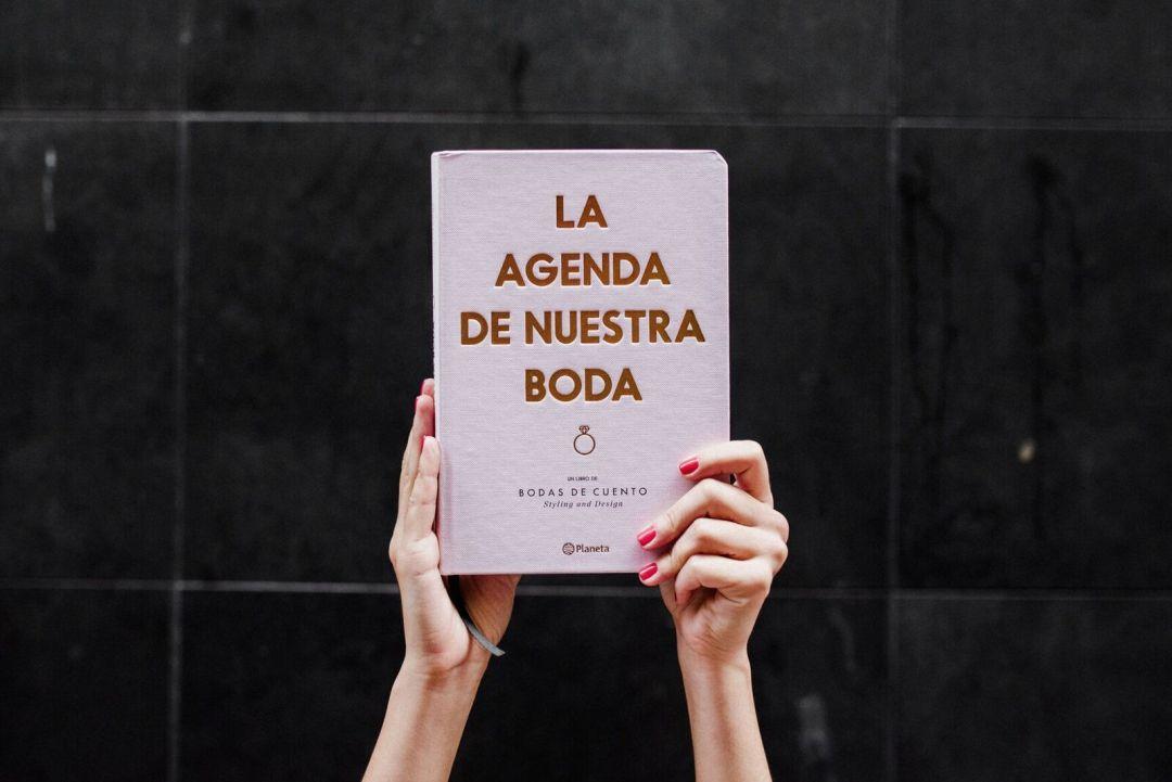la agenda de nuestra boda www.bodasdecuento.com