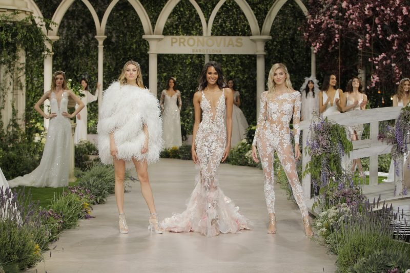 Pronovias Fashion Show 2019: In Bloom