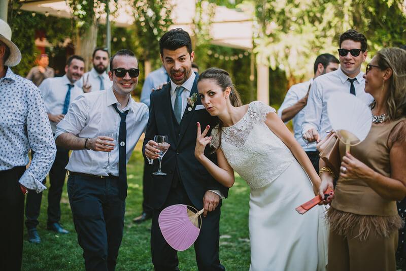 novios divertidos www.bodasdecuento.com