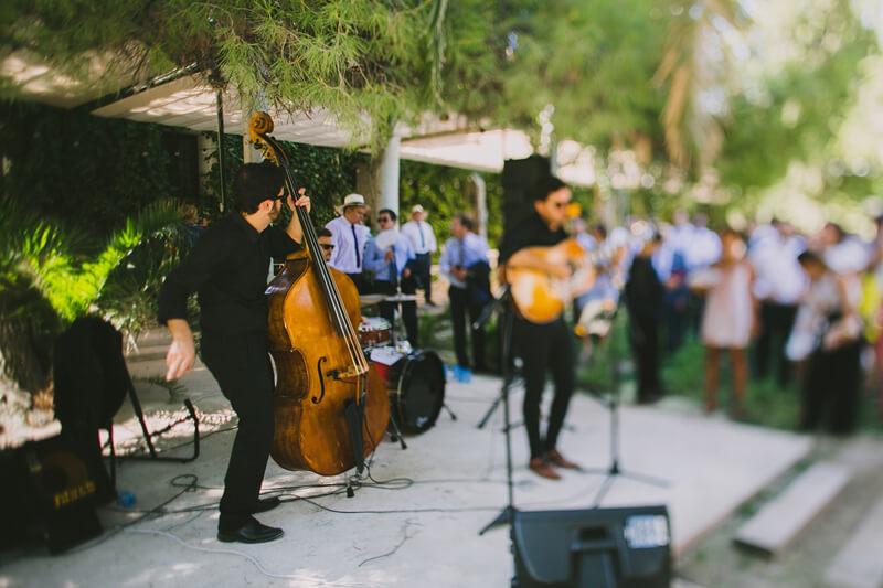 música en directo boda www.bodasdecuento.com