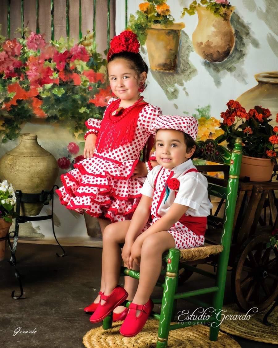 Carlota y Alfonso
