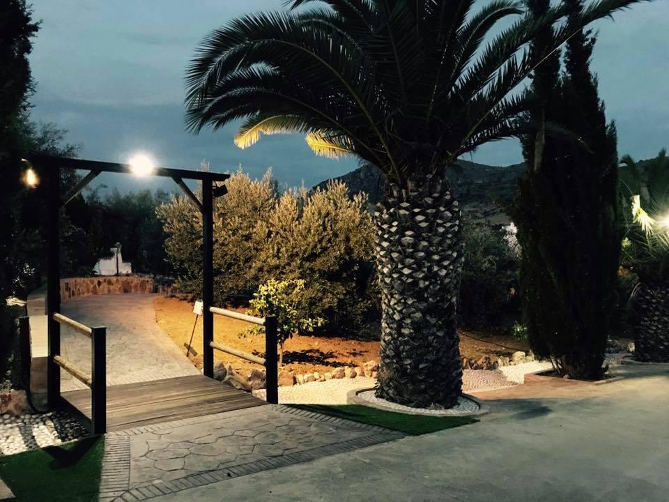 Finca espacios fotográficos en Malaga