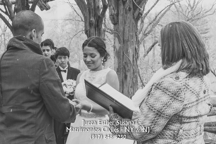 Bodas Civiles New Jersey - Esther Susana