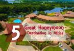 great honeymoon destinations