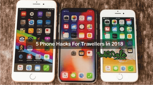 Phone Hacks For Travelers
