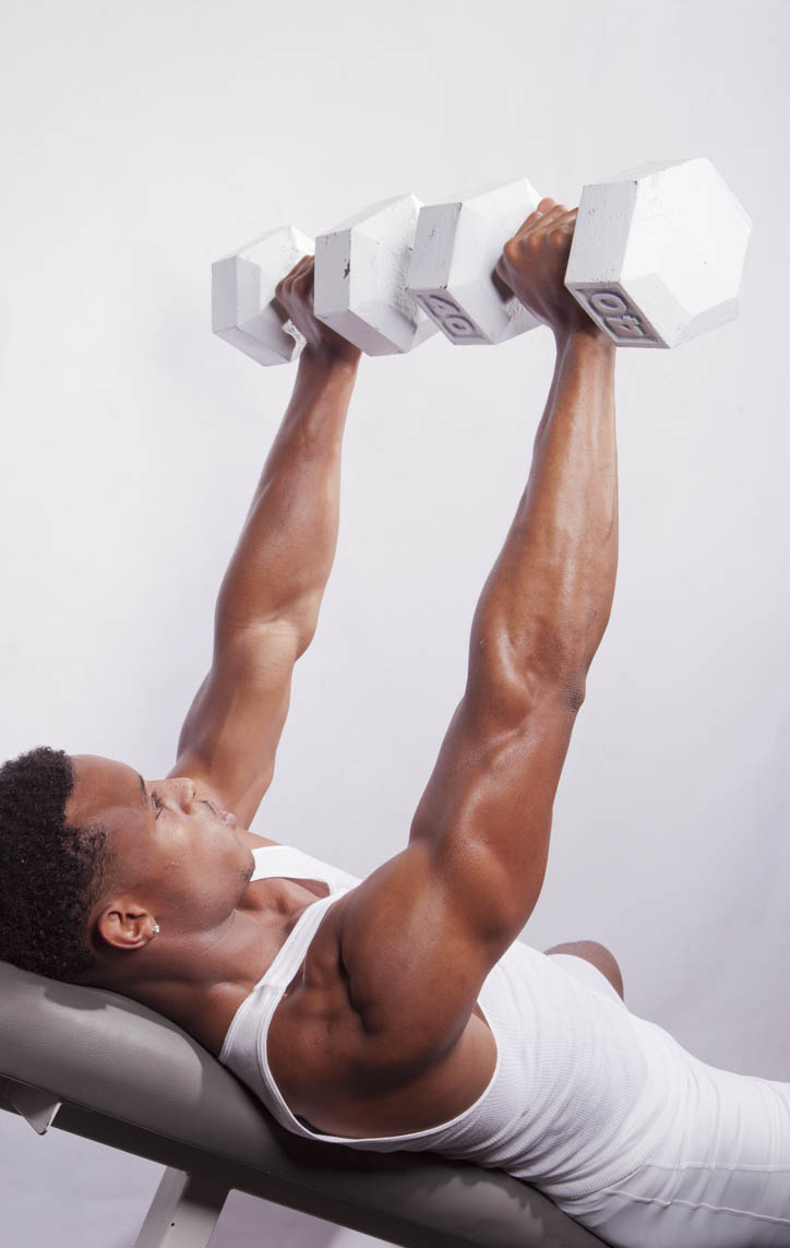 Bench Press  Dumbbell Incline  BodBot