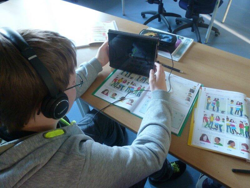 Fremdsprachenunterricht mit dem iPad