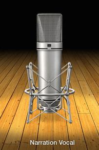 Podcasts mit GarageBand