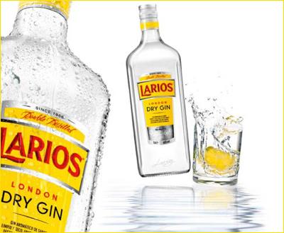 Gin Larios: Un clásico malagueño.
