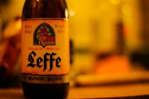 Cerveza Leffe en Bodecall