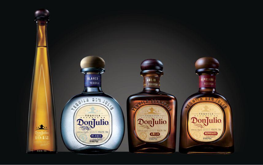 Tequila Don Julio , tequilas de prestigio