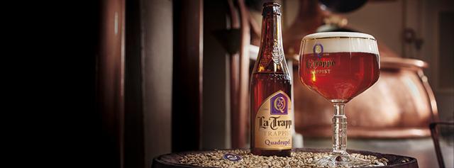 Cerveza La Trappe Quadrupel