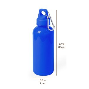 Botella personalizada medidas