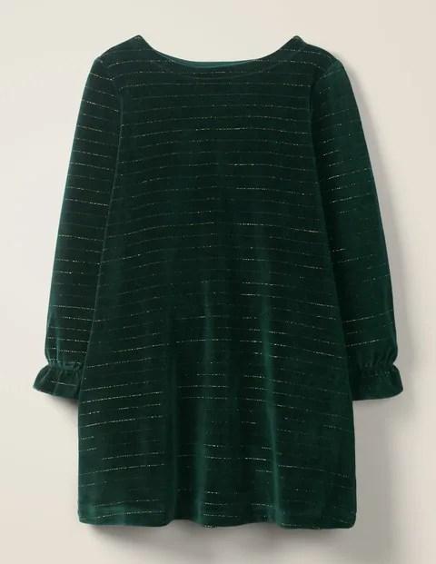 Sparkle Velvet Dress