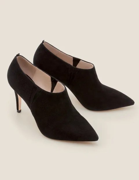 heswall shoe boots black